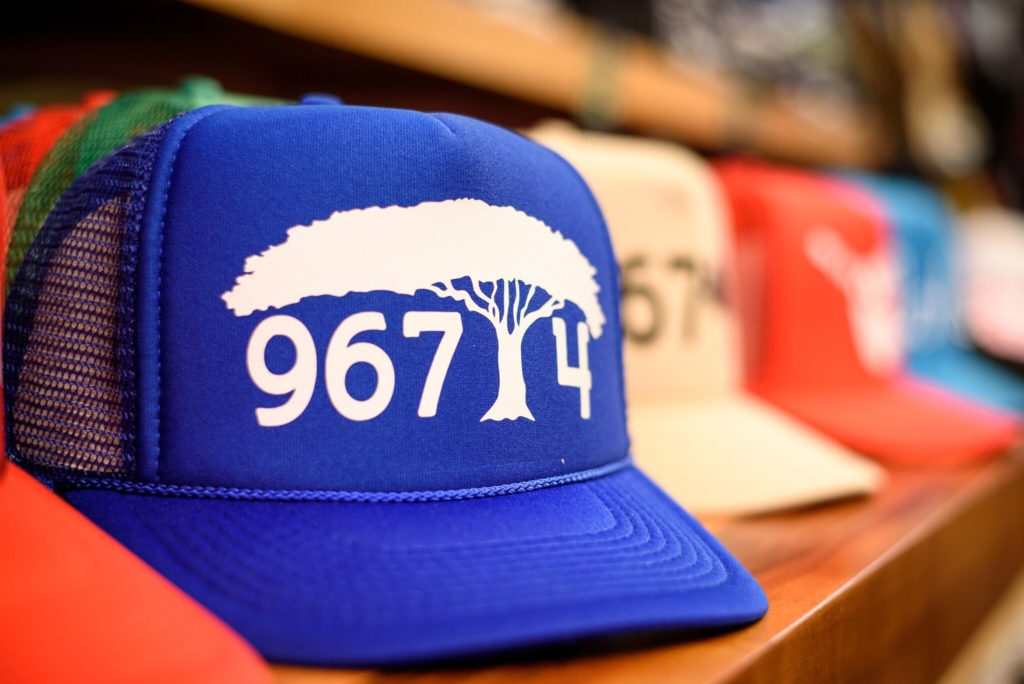 The Original and Only 967tree4 merchandise. Caps, Tshirts, Decals.